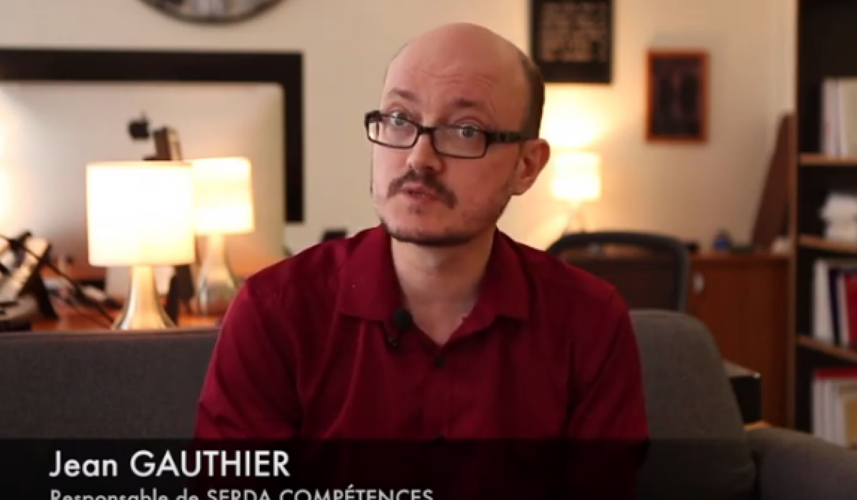 Interview jean gauthier responsable serda compétences