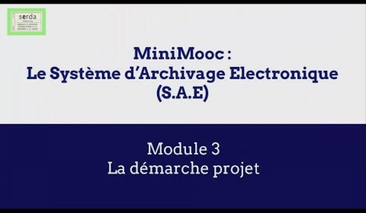 Embedded thumbnail for Mini Mooc | module 3 | Mener un projets de SAE
