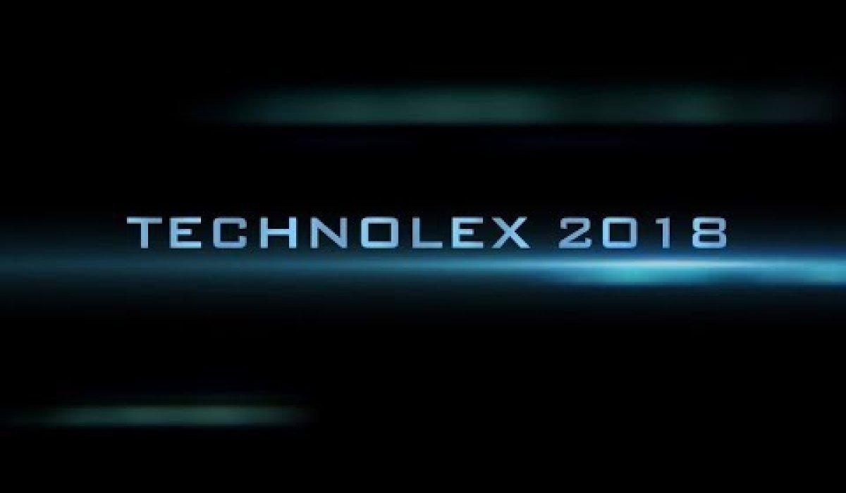 Embedded thumbnail for TECHNOLEX 2018